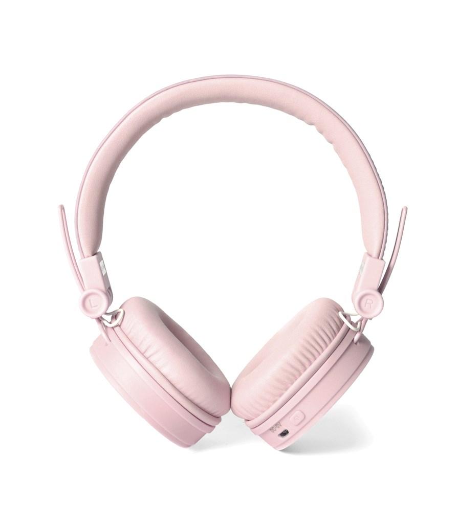 FRESH ´N REBEL Caps Bluetooth sluchátka, Cupcake, růžová