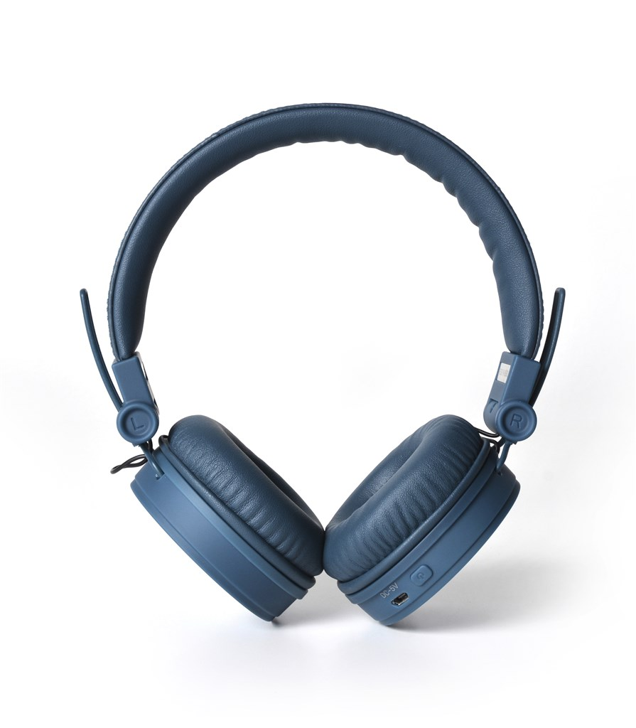 FRESH ´N REBEL Caps Bluetooth sluchátka, Indigo, indigově modrá