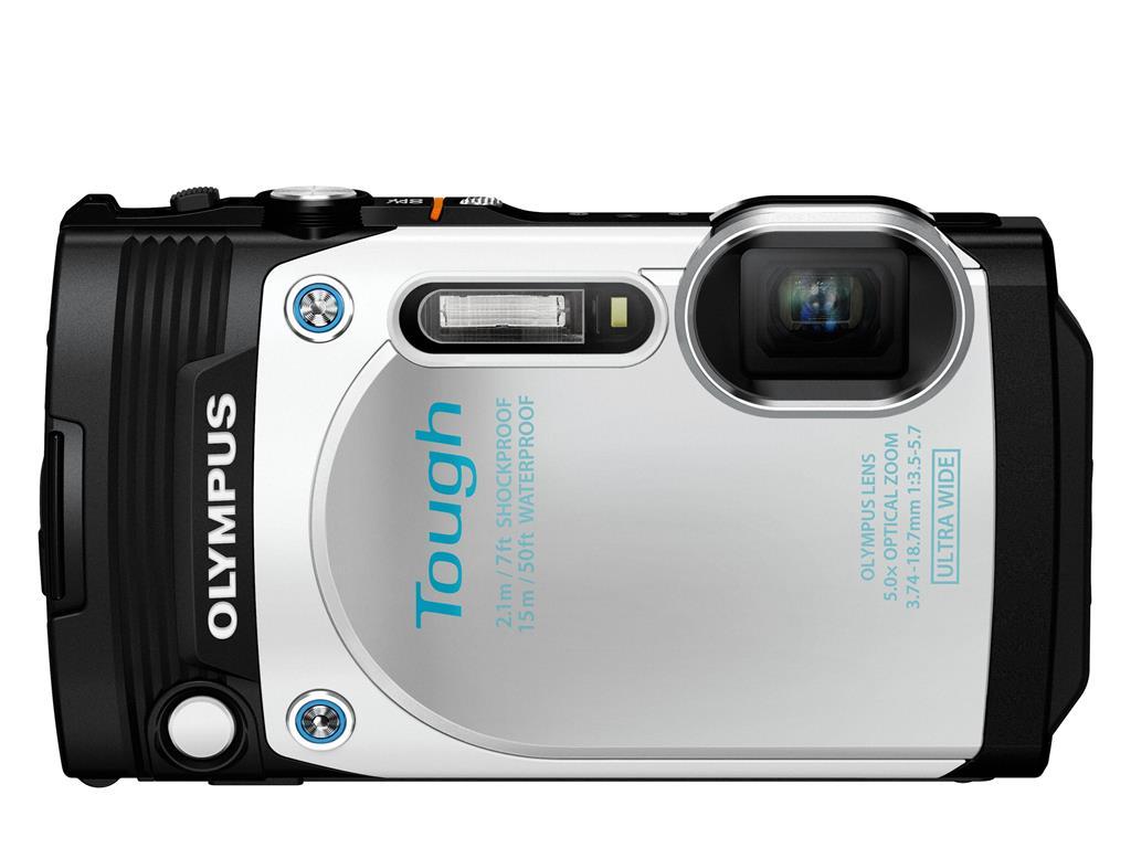 Olympus TG-870 bílý
