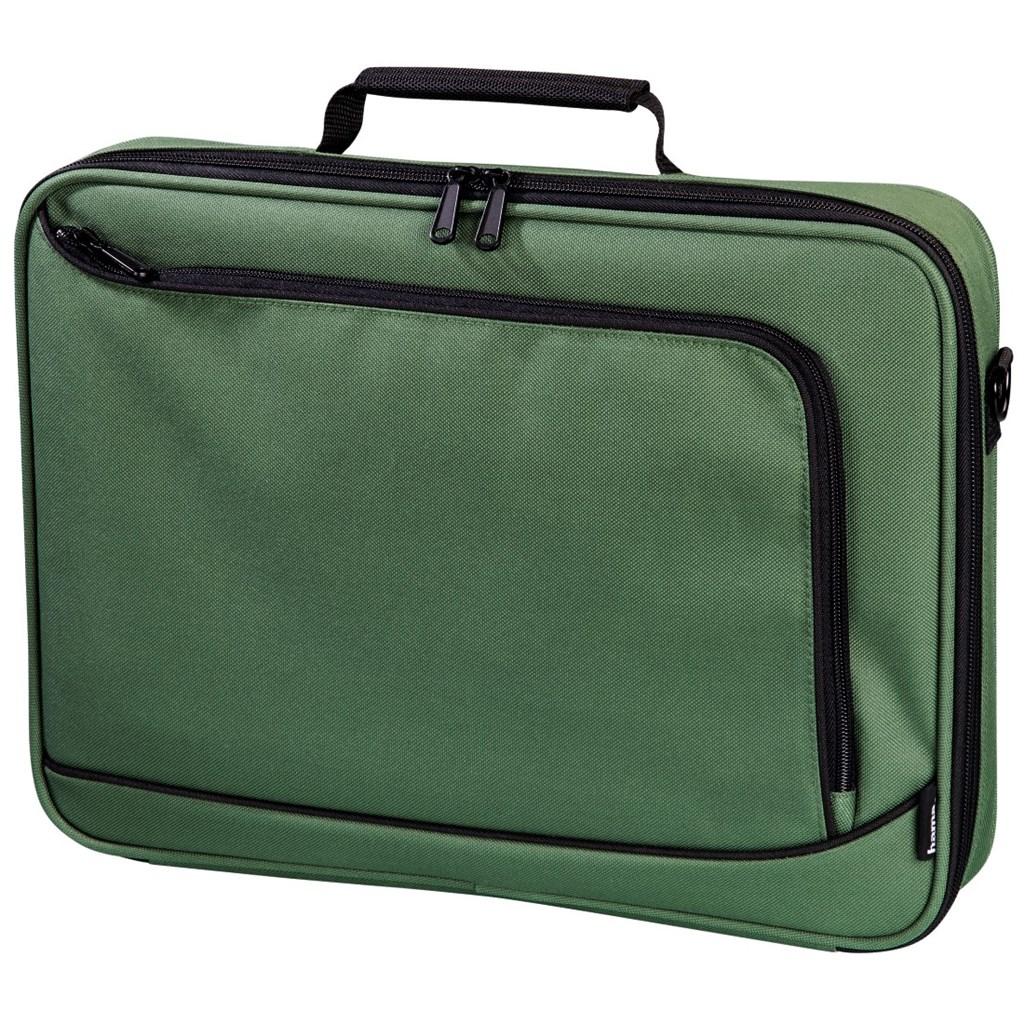 """Hama brašna na notebook Sportsline Bordeaux, 44 cm (17.3 """"), zelená"""