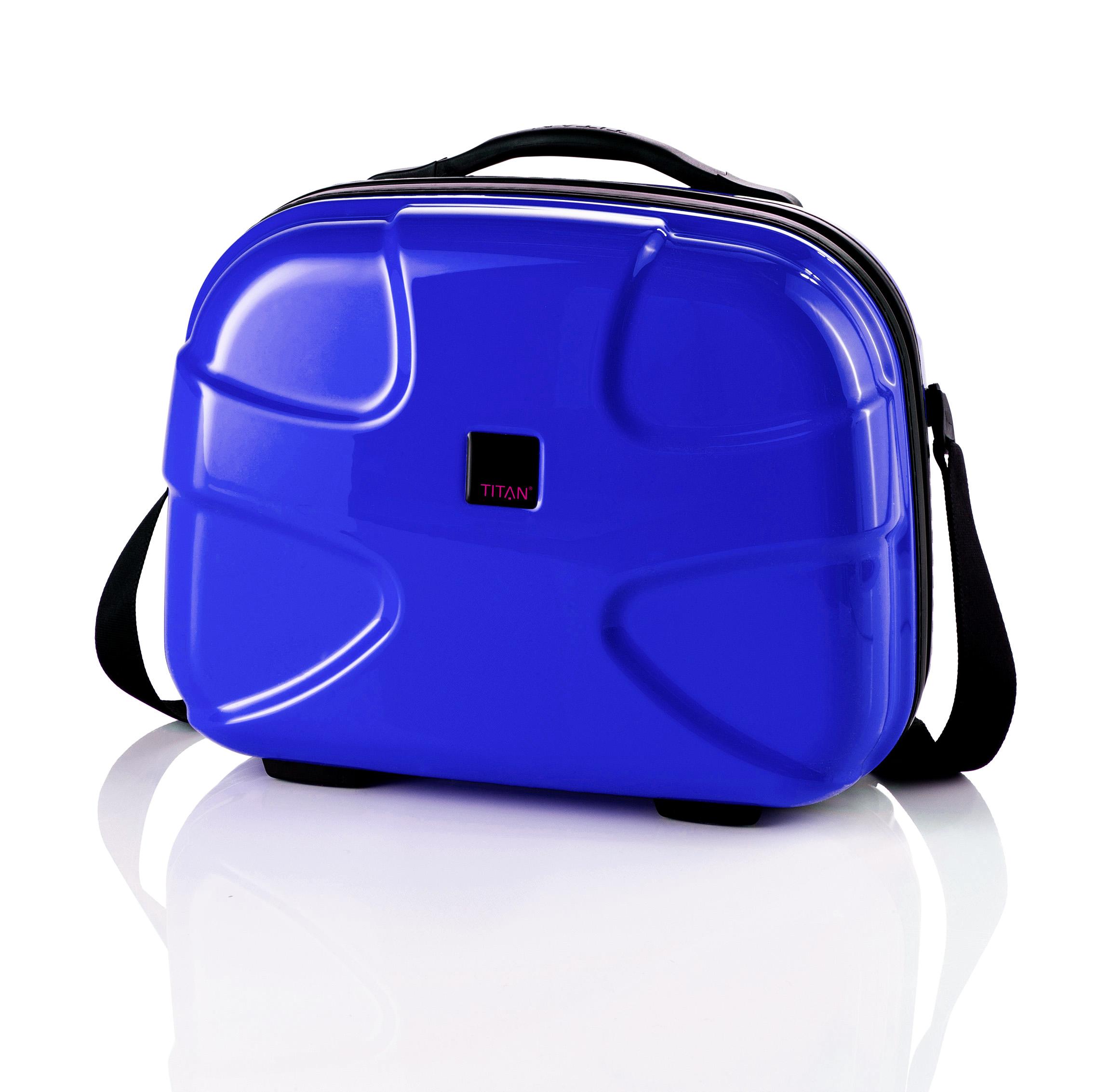Titan X2 Beauty Case Midnight Blue
