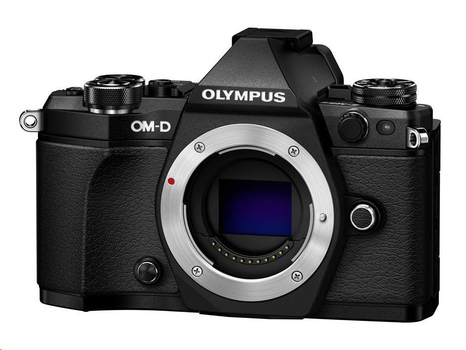 OLYMPUS E-M5 Mark II body černý