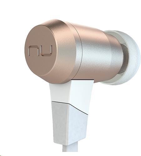 Optoma NuForce bluetooth sluchátka BE6i Gold