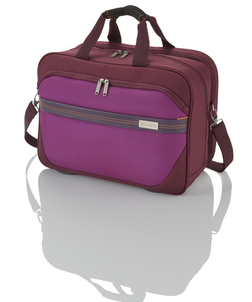 Travelite Meteor Board Bag Berry