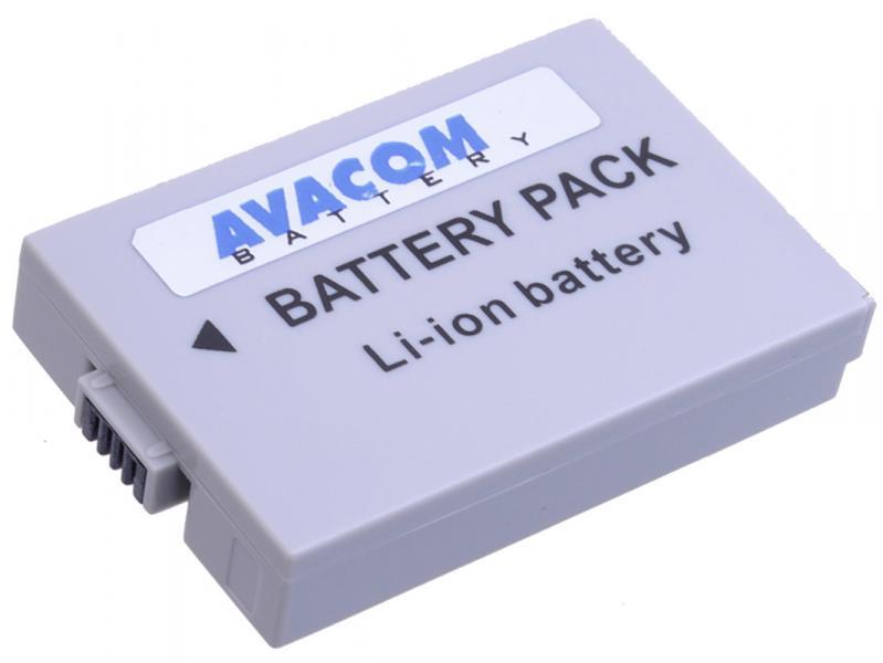 AVACOM Canon BP-110 Li-Ion 3.7V 950mAh 3.5Wh