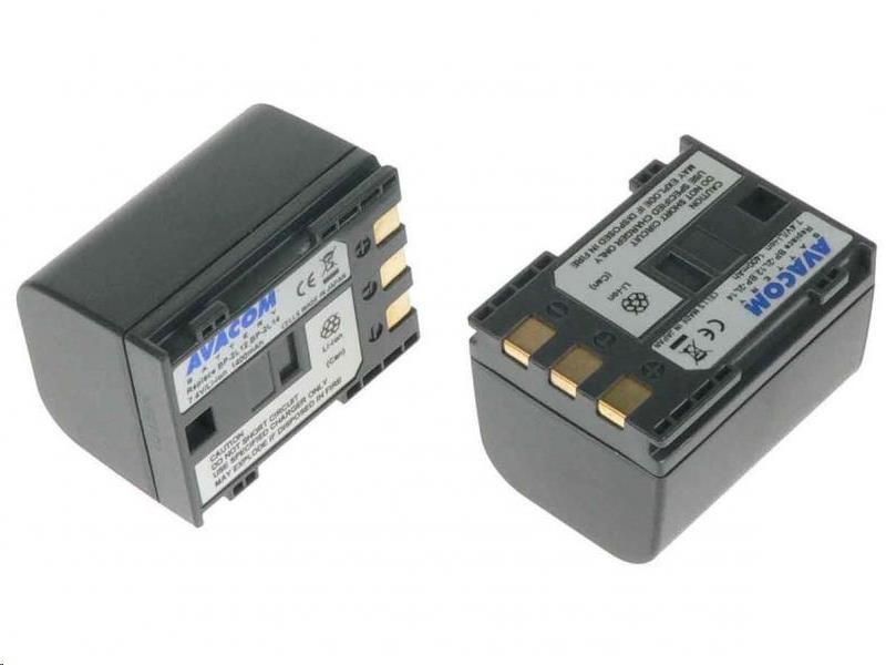AVACOM Canon BP-2L12 / BP-2L14/18/24 Li-Ion 7.4V 1500mAh 11.1Wh