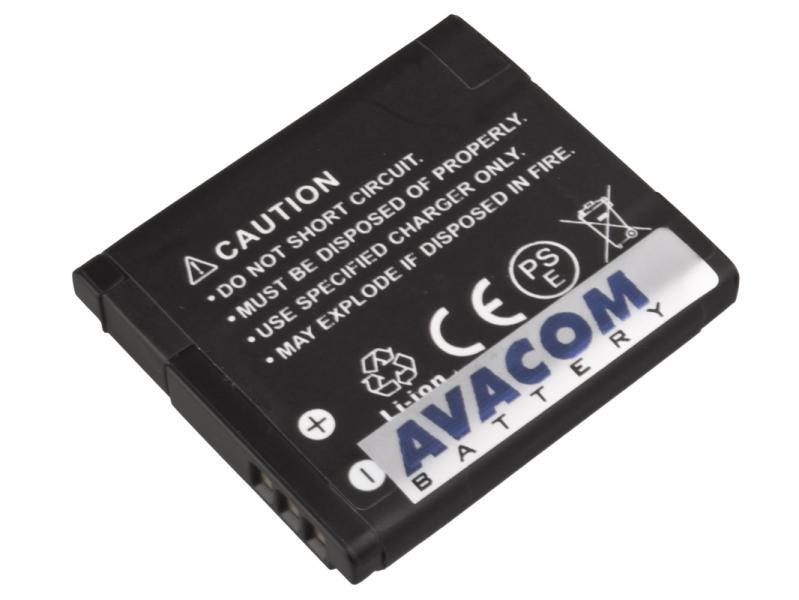 AVACOM Canon NB-8L Li-Ion 3.6V 770mAh 2Wh verze 2011
