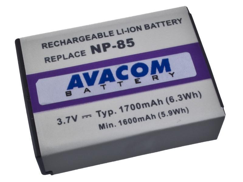 AVACOM Fujifilm NP-85 Li-Ion 3.7V 1700mAh 6.3Wh