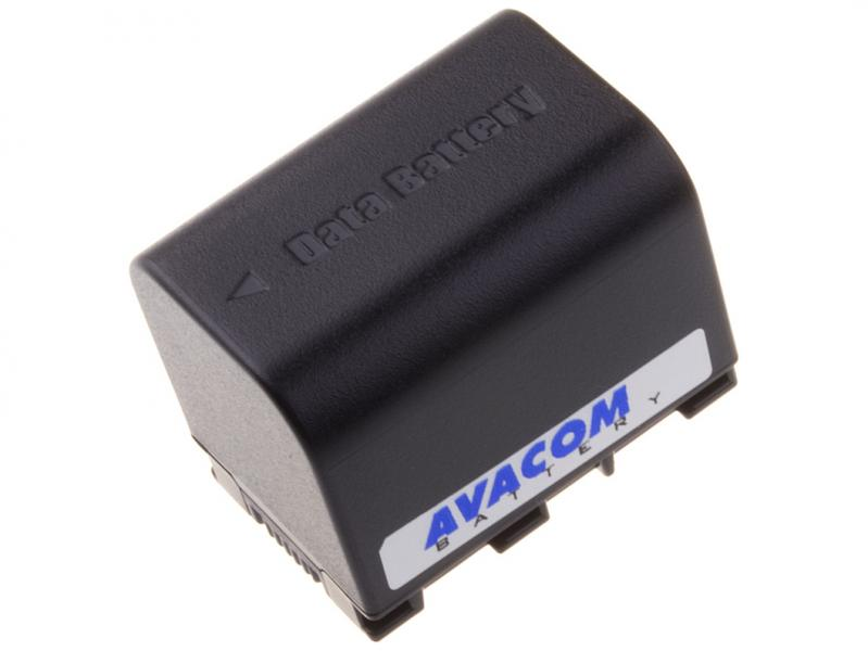 AVACOM JVC BN-VG107, VG114, VG121 Li-Ion 3.6V 2670mAh 9.6Wh