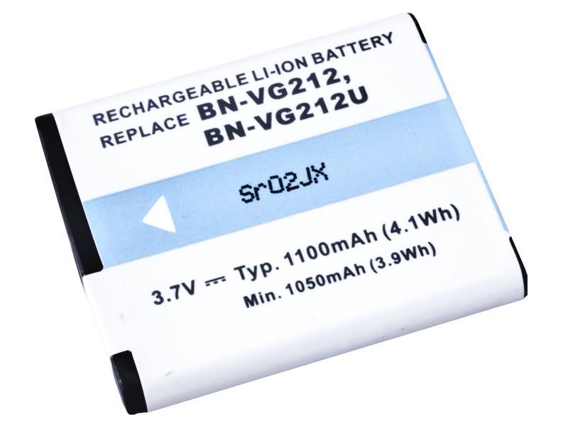 AVACOM JVC BN-VG212 Li-Ion 3.7V 1100mAh 4.1Wh