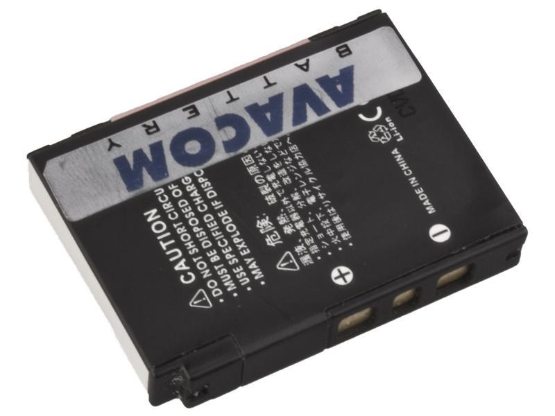 AVACOM Kodak KLIC-7002, 7007 Li-Ion 3.7V 540mAh 2.0Wh