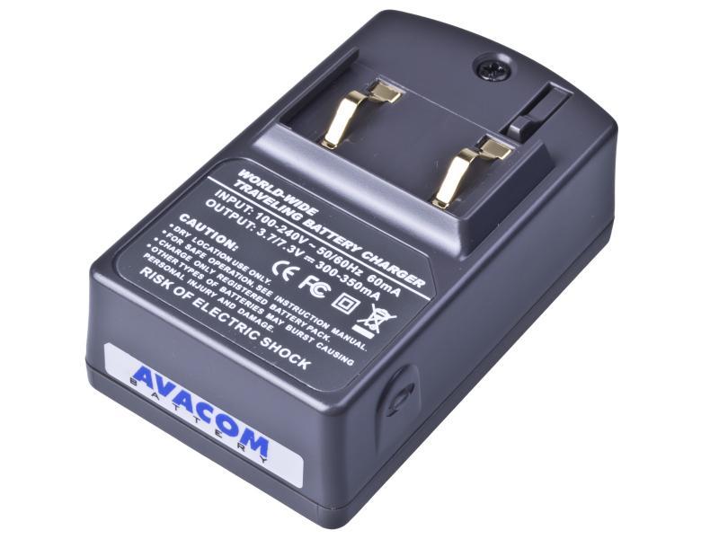 AVACOM Nabíjecí souprava ACFR pro nabíjení Li-Fe baterie CRV3 + 1x Li-Fe baterie CR-V3 1100mAh