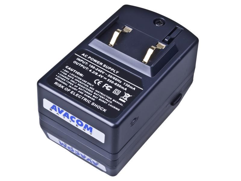 AVACOM Nabíječka pro Li-Ion akumulátor Fujifilm NP-60, Pentax, Kodak, Panasonic, Ricoh - ACM60