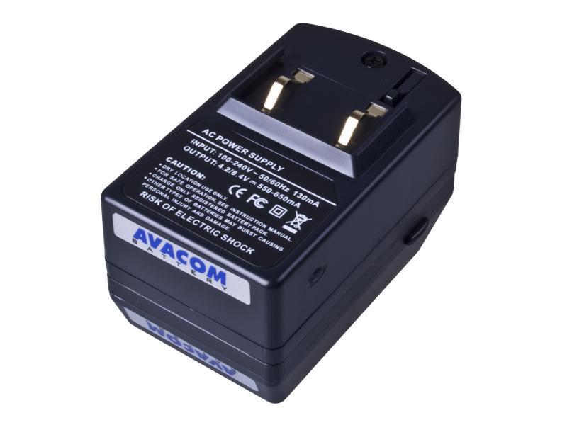 AVACOM Nabíječka pro Li-Ion akumulátor Samsung SLB-10A, SLB-11A