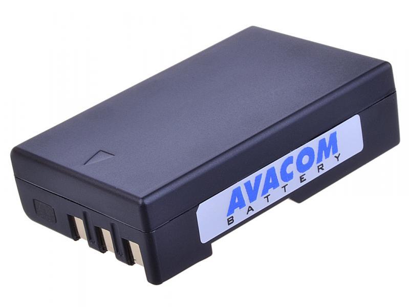 AVACOM Nikon EN-EL9, EN-EL9A, EN-EL9E Li-ion 7.4V 1100mAh 8.1Wh