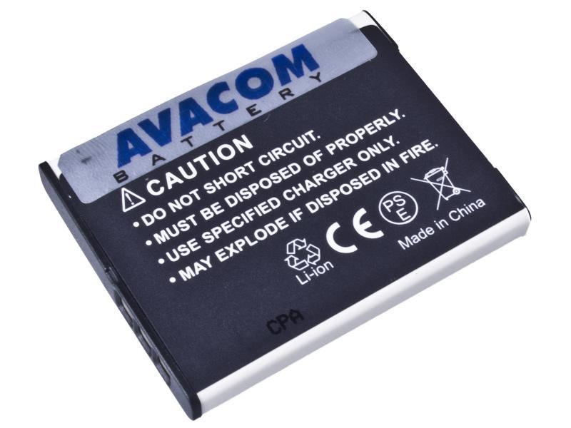 AVACOM Olympus Li-70B Li-ion 3.7V 600mAh 2Wh