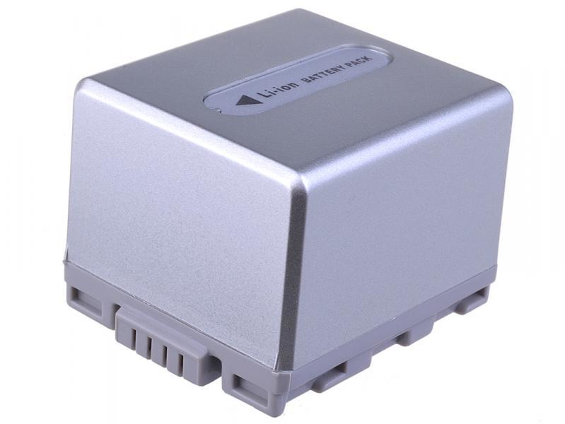 AVACOM Panasonic CGA-DU14/CGR-DU14/ VW-VBD14, Hitachi DZ-BP14S Li-ion 7.2V 1500mAh 10.8Wh stříbrná