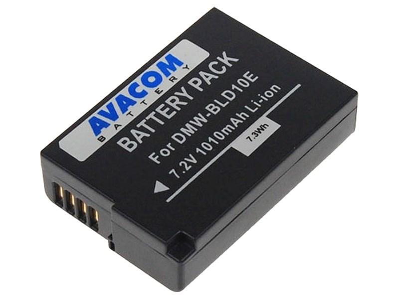 AVACOM Panasonic DMW-BLD10 Li-ion 7.2V 1010mAh 7.3Wh