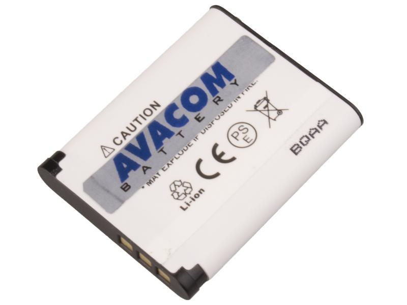 AVACOM Pentax D-LI88, Panasonic VW-VBX070 Li-ion 3.7V 620mAh 2.3Wh