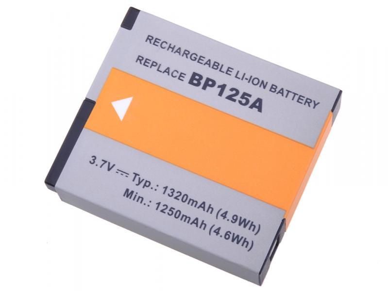 AVACOM Samsung BP125, IA-BP125 Li-Ion 3.7V 1250mAh 4.6Wh