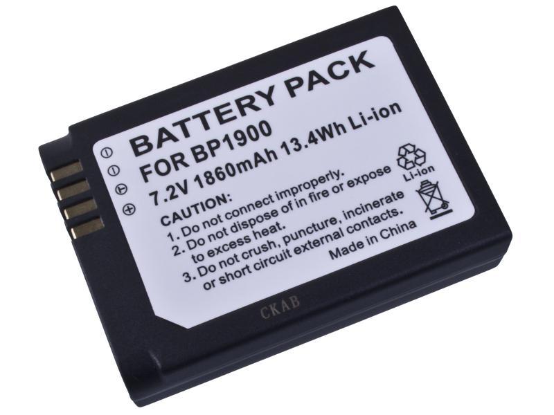 AVACOM Samsung BP-1900 Li-ion 7.4V 1860mAh 13.4Wh