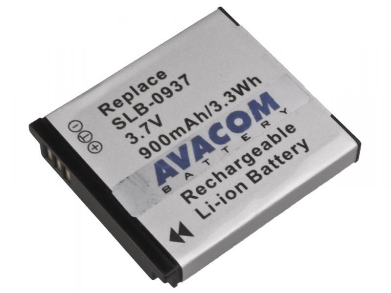 AVACOM Samsung SLB-0937 Li-ion 3.7V 800mAh 3.3Wh