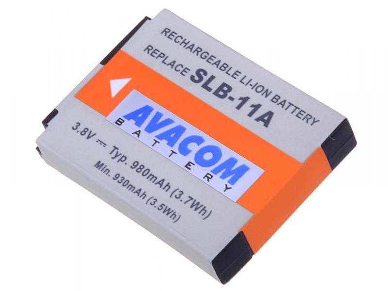 AVACOM Samsung SLB-11A Li-ion 3.8V 980mAh 3.7Wh