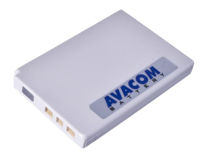 AVACOM Sanyo DB-L40 Li-ion 3.7V 1200mAh 4.4Wh