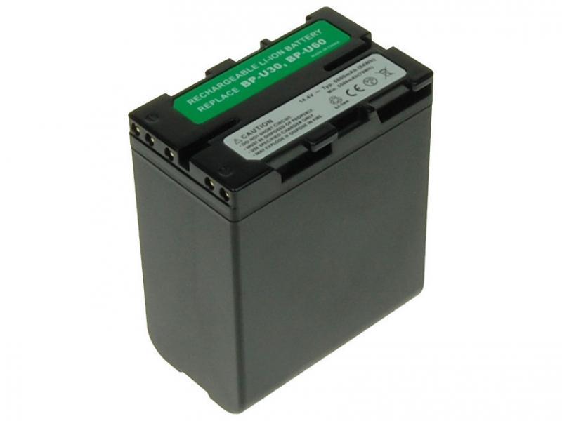 AVACOM Sony BP-U30, BP-U60 Li-ion 14,4V 5800mAh 83.5Wh