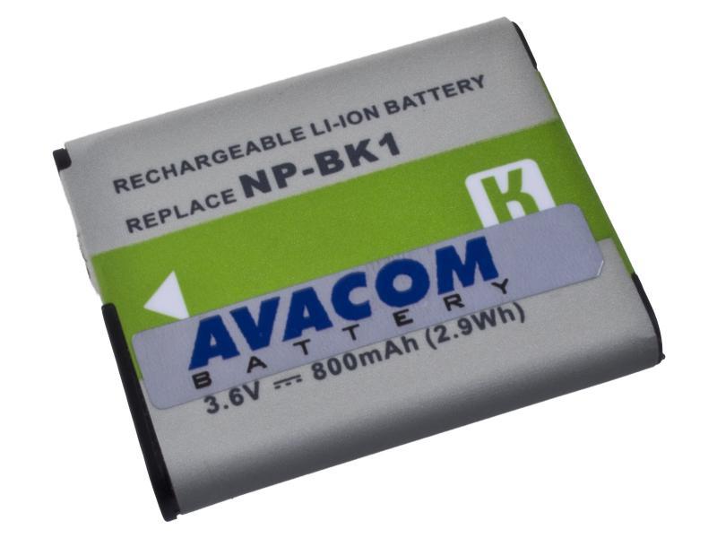 AVACOM Sony NP-BK1 Li-ion 3.6V 800mAh 2.7Wh