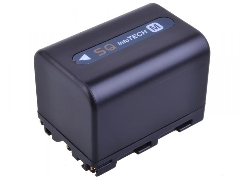 AVACOM Sony NP-FM70 Li-ion 7.2V 3240mAh 23.3Wh černá