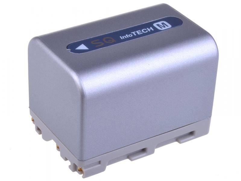 AVACOM Sony NP-FM70 Li-ion 7.2V 3240mAh 23.3Wh stříbrná