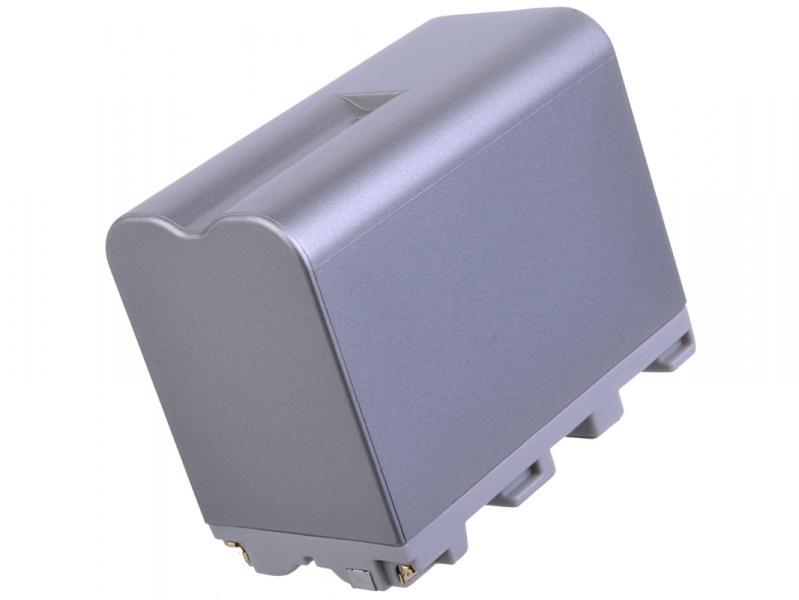 AVACOM Sony NP-F970 Li-ion 7.2V 7800mAh 56.2 Wh stříbrná