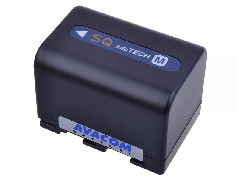 AVACOM Sony NP-QM70, QM71, FM70 Li-ion 7.2V 3240mAh 23.3Wh