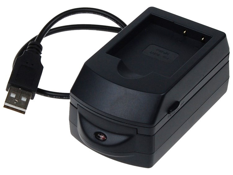 AVACOM USB nabíječka AVEPU 351 pro Li-ion akumulátor Sony NP-BN1