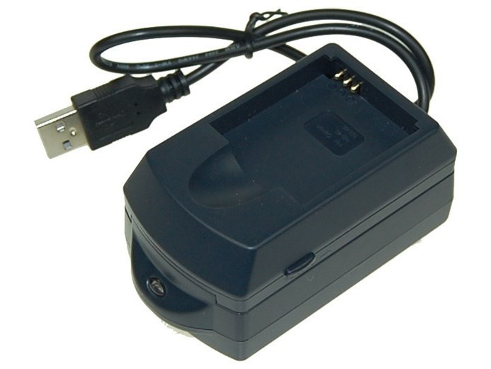 AVACOM USB nabíječka AVEPU 46 pro Li-ion akumulátor Canon NB-4L