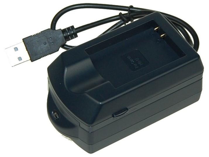 AVACOM USB nabíječka AVEPU 56 pro Li-ion akumulátor Canon NB-5L
