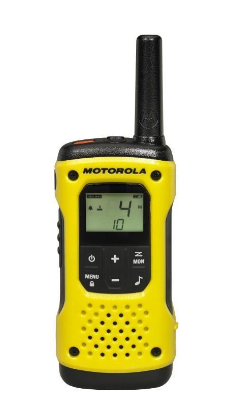 Motorola TLKR T92 H20 vysílačka (2 ks, dosah až 10 km)
