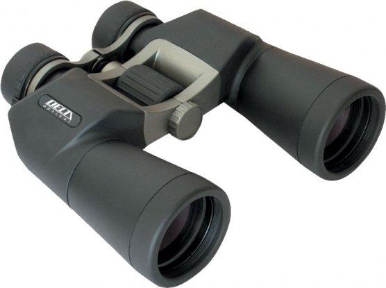 Delta Optical Silver 10x50