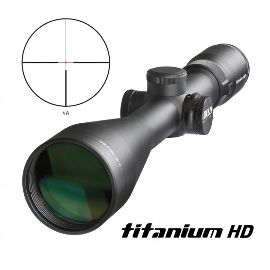 Puškohled Delta Optical Titanium 2,5-10x56 HD Di