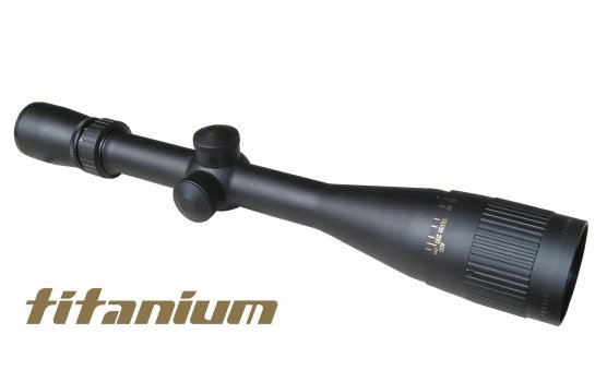 Delta Optical Titanium 4-16x42 MilDot