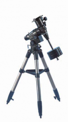 Montáž Sky-Watcher EQ-5 + ocelový stativ
