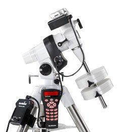 Montáž Sky-Watcher EQ5 GoTo + ocelový stativ