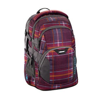 Školní batoh Coocazoo JobJobber2, Walk The Line Purple