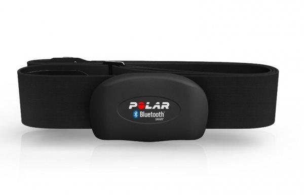 Polar H7 černý - monitor srdečního tepu, Dual - Bluetooth Smart (v4 LE) + pásmo 5 kHz (vel. XS-S)