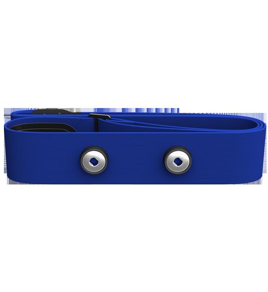 Polar hrudní popruh M - XXL Soft modrý s elektrodami k vysílačům typu WearLink