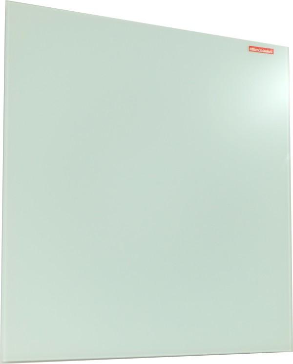 Skleněná magnetická tabule bílá 45x45cm
