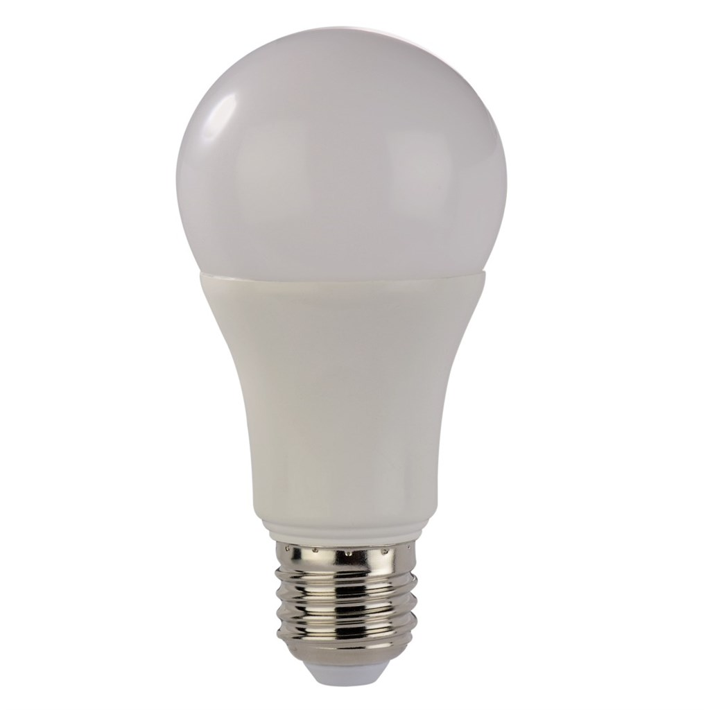 Xavax High Line LED Bulb, 10,5 W , bulb shape, E27, dimmable, warm white