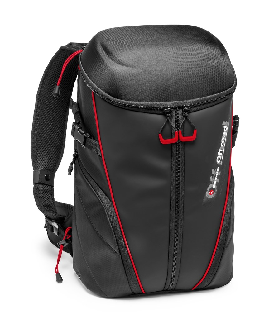 Manfrotto MB OR-ACT-BP, Off road Stunt Backpack, batoh řady Offroad černý