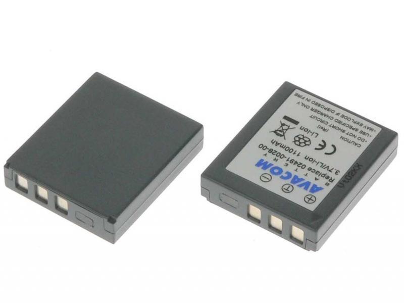 AVACOM Acer CR-8530 Li-Ion 3.6V 1100mAh 4.1Wh